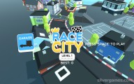Race City: Menu