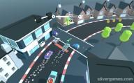 Race City: Gameplay Racing Traffic Crossing