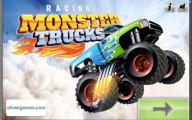 Racing Monster Trucks: A Menu