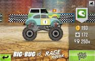 Racing Monster Trucks: Gameplay