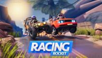 Racing Rocket: Menu