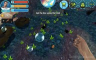 Raft Survival Simulator: Gameplay Underwater