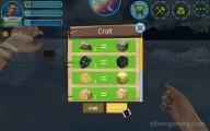 Raft Survival Simulator: Crafting Tools Gameplay