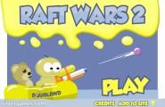 Raft Wars 2: Menu