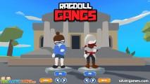Ragdoll Gangs: Character Selection