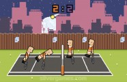 Ragdoll Tennis 2 Player: Gameplay Tennis