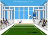 Ragdoll Tennis: Gameplay Tennis Ragdoll