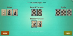 Real Chess Online 3D: Chess Color Board Variant