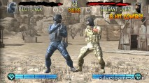 Real Fighting: Fighting Game