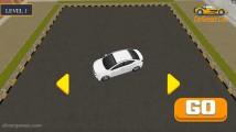 Realistic Parking: Menu