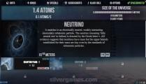 Rebuild The Universe: Neutrino Gameplay Universe