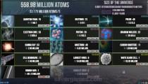 Rebuild The Universe: Gameplay Atoms