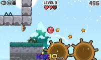 Red Ball 3: Gameplay Red Ball