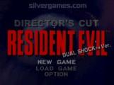 Resident Evil: Menu