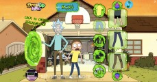 Rick And Morty Dress Up: Gameplay Rick Morty