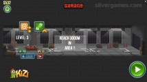 Road Of Fury 3: Garage Upgrading