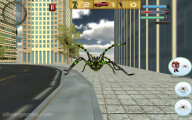 Robot Spider Transformation: Gameplay Spider Attackng