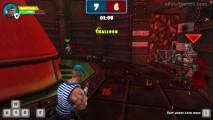 Rocket Clash 3D: Battle With Robots