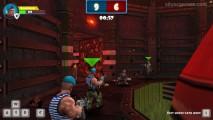 Rocket Clash 3D: Gameplay Shooting Enemies