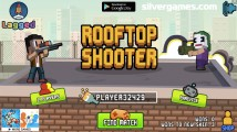 Rooftop Shooter: Menu