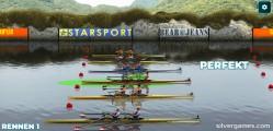 Rowing Simulator: Gameplay
