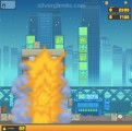 Rubble Trouble Tokyo: Gameplay Destruction