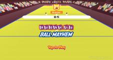 Rugby .io Ball Mayhem: Menu