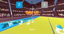 Rugby .io Ball Mayhem: Time Up Rugby