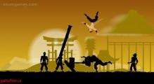 Run Ninja Run 2: Ninja Fighter Gameplay