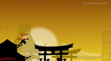 Run Ninja Run 2: Ninja Running Jumping