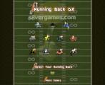 Running Back: Menu