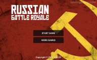 Russian Battle Royale: Menu