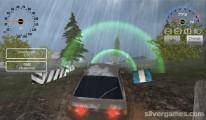 Russian Car Driver: Gameplay
