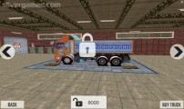 Russian Hill Driver: Truck Selection