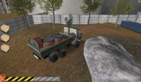 Russian Kamaz Truck Driver: Gameplay Transporting Goods