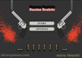 Russian Roulette Game: Menu
