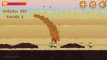Sandworm: Gameplay Worm Attacking