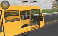 School Bus Simulator: Picking Up Schoolbus