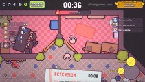 SchoolBreak.io: Gameplay Detention