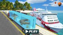 Sea Animal Transport: Menu
