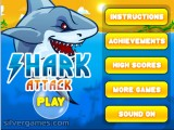 Shark Attack: Survival Game