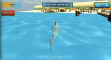 Shark Simulator: Gameplay Shark Attack