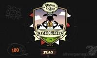 Shaun The Sheep: Alien Athletics: Menu