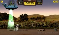 Shaun The Sheep: Alien Athletics: Sheep Platform Gameplay