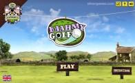 Shaun The Sheep: Baahmy Golf: Menu