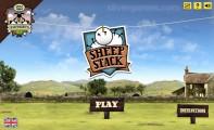 Shaun The Sheep: Sheep Stack: Menu