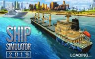 Ship Simulator: Menu