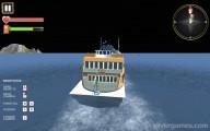 Ship Simulator: Boat Stearing Ocean