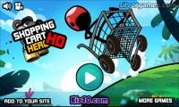 Shopping Cart Hero: Stickman Game