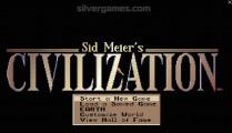 Sid Meier's Civilization I: Menu